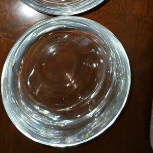 Vintage Dining - Crystal bowls